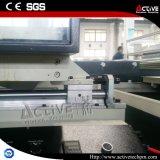 Maquinaria ondulada chinesa da extrusora da telha de telhado do PVC