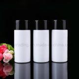 bottiglia bianca dell'animale domestico 50ml con la protezione nera Pet-10 di vibrazione