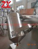 HD-50 de 25kg por lote de productos farmacéuticos/comida/fábrica química 3 mezcla de polvo seco de Dirección/ batidora