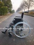 Quick Release, fauteuil roulant en aluminium haute qualité