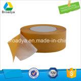 Высокое качество растворителем ткань двухстороннюю клейкую ленту (DTS10G-09)