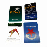 изготовленный на заказ<br/> спортивных карт осуществлять игральные карты с упаковки в блистерной упаковке