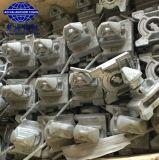 55 zwaluwstaart de graad Gegalvaniseerde Container Draaislot