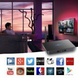 X92 Caixa de TV Android S912 3 + diafragma de 16 GB IPTV de suporte