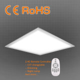 2.4Gスマートな制御LEDパネル、40W 80-100lm/W