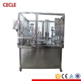 Venta de agua caliente de la máquina de llenado y Sealling Cup