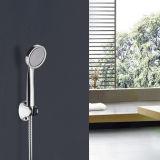 A la main de l'eau haute pression de l'enregistrement de la tête de douche Salle de bains de chrome robinets Accessoires ABS