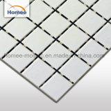 Белый фарфор для использования внутри помещений покрыты керамической плиткой бассейн Мозаичное оформление