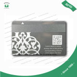 El PVC/PET/Tarjeta de papel, plástico RFID Smart Card, Tarjeta de NFC, etiqueta de RFID utilizada como tarjeta de socio/Business Card/Tarjeta de regalo/tarjeta de prepago o Tarjeta de cajero automático/tarjeta magnética