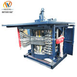 Or la purification de l'acier de minerai de Shell moyenne fréquence four de fusion par induction
