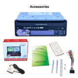 7 de  Digitale GPS van de Speler van de Auto DVD van het Scherm Radio van de Navigatie FM/Am voor Universele Auto met de Kaart van de Kaart