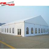 屋外のイベントのための大きい玄関ひさしのゆとりの屋根の上のテント15X30m