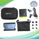 Earbuds senza fili gemella il trasduttore auricolare di X2t Bluetooth CSR4.2