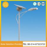 Indicatore luminoso di via solare di watt LED del nuovo prodotto 100 di prezzi di fabbrica