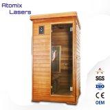 De digitale Gemaakte Sauna van de Zaal van de Sauna Tourmaline van de Zaal van de Sauna van het Controlemechanisme van de Temperatuur Infrarode Verre Infrarode naar huis