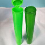 Совместной борьбы с сорняками тупой трубки китайского поставщика контейнера пластиковый контейнер для совместной трубы для рулона до трубки соединения 120 мм