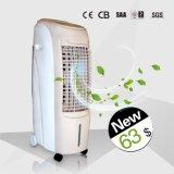 2018 Nuevo Diseño portátil ventilador silencioso de enfriador de aire por evaporación