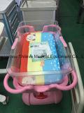 赤ん坊のバスケットの/Babyの医学の赤ん坊のトロリー/HospitalのベビーベッドのベッドかBassinet