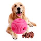 En primer lugar Global Design Vinyl Launch-Dice tratar la pelota perro Toy