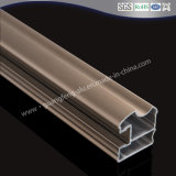Una buena calidad perfil de aluminio de extrusión de puerta y ventana