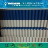 Extrudeuse plastique--tuile en PVC/feuille tuile de bambou extrusion (extrusion) Making Machine