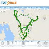 Bateria Li-ion Topshine Bicicletas eléctricas Segurança Inteligente sem chave