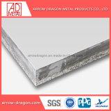 Granit insonorisées isolation thermique des panneaux en aluminium de placage de pierre Honeycomb pour plafonds/ soffite/ REVETEMENT DE TOIT