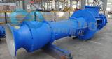 수직 산업 물 펌프 수직 혼합 교류 펌프
