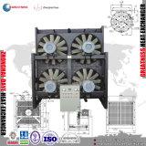 産業ラジエーターアルミニウムラジエーターを作る発電機のラジエーター中国