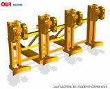 ドラムグラバー-二重ドラム-二重クランプ-ワシグリップ頑丈な1440kg