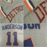 Lou Whitaker Alan Trammell Detroit Retour maillot de Baseball personnalisé