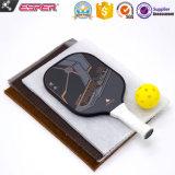 Fibra de vidrio de alta calidad y personalizada OEM en forma de panal de polímero de Paleta pelota de cuero