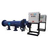 Horizontaler automatischer Absaugung-Typ Bildschirm-Selbstreinigungs-Wasser-Filter