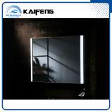 Anti specchio della stanza da bagno della nebbia con musica, indicatore luminoso incorporato del LED (SM-003)
