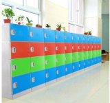 خزانة بلاستيكيّة في [جم] أو مدرسة لأنّ تخزين