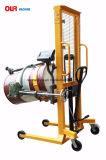 Wiegende Schuppen-Fuss-Pedal-hydraulischer Trommel-Rotator/Ablagefach Da450-1