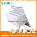 Los perfiles de aluminio extruido para la ventana y puerta en Foshan