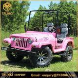 Trumki Hot Sale Ce approuvé 150cc 200cc Mini Jeep UTV pour adulte 1500W Jeep électrique