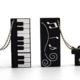Мультфильм USB клавиатура с фортепиано музыкальные инструменты Flashdrive USB Memory Stick™