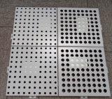 Panneau en aluminium perforé pour TSD Architecture Construction