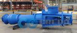 遠心水ポンプの縦の混合された流れポンプ