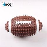 Giocattoli striduli del cane, giocattolo del cane di gioco del calcio