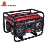 generatore portatile della casa della benzina di potere elettrico della benzina 168f