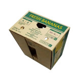 Custom delicada caja de cartón de lujo