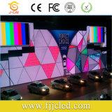 P2.5 RGB LEIDENE Van uitstekende kwaliteit van SMD Vertoning voor de Muur van TV