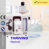 Machine van de Anesthesie van het ziekenhuis de Medische Chirurgische Draagbare Dierlijke (thr-mj-p902-v)