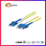 Corning волоконно-LSZH куртка Высококачественный оптоволоконный кабель питания исправлений