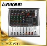99DSP/4 채널 오디오 믹서를 가진 고품질 4 채널 DJ 믹서