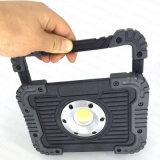 Пластиковый портативный светодиодный индикатор початков кемпинг прожектор