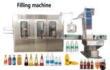Bouteille PET automatique boire l'eau de boisson de remplissage d'emballage de liquides